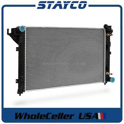 Replacement Radiator for Dodge Ram 1500 Custom/Laramie/SLT/Sport/SS/T/ST V8 5.9L