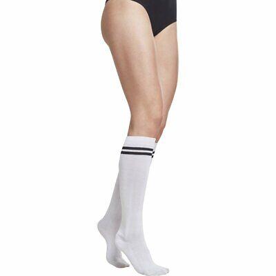 Urban Classics Ladies - College Overknee Kniestrümpfe Socken