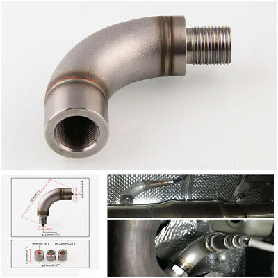 J Style 02 Oxygen Sensor Restrictor Extension Spacer Catalytic Converter Inserts for sale  Shipping to Canada