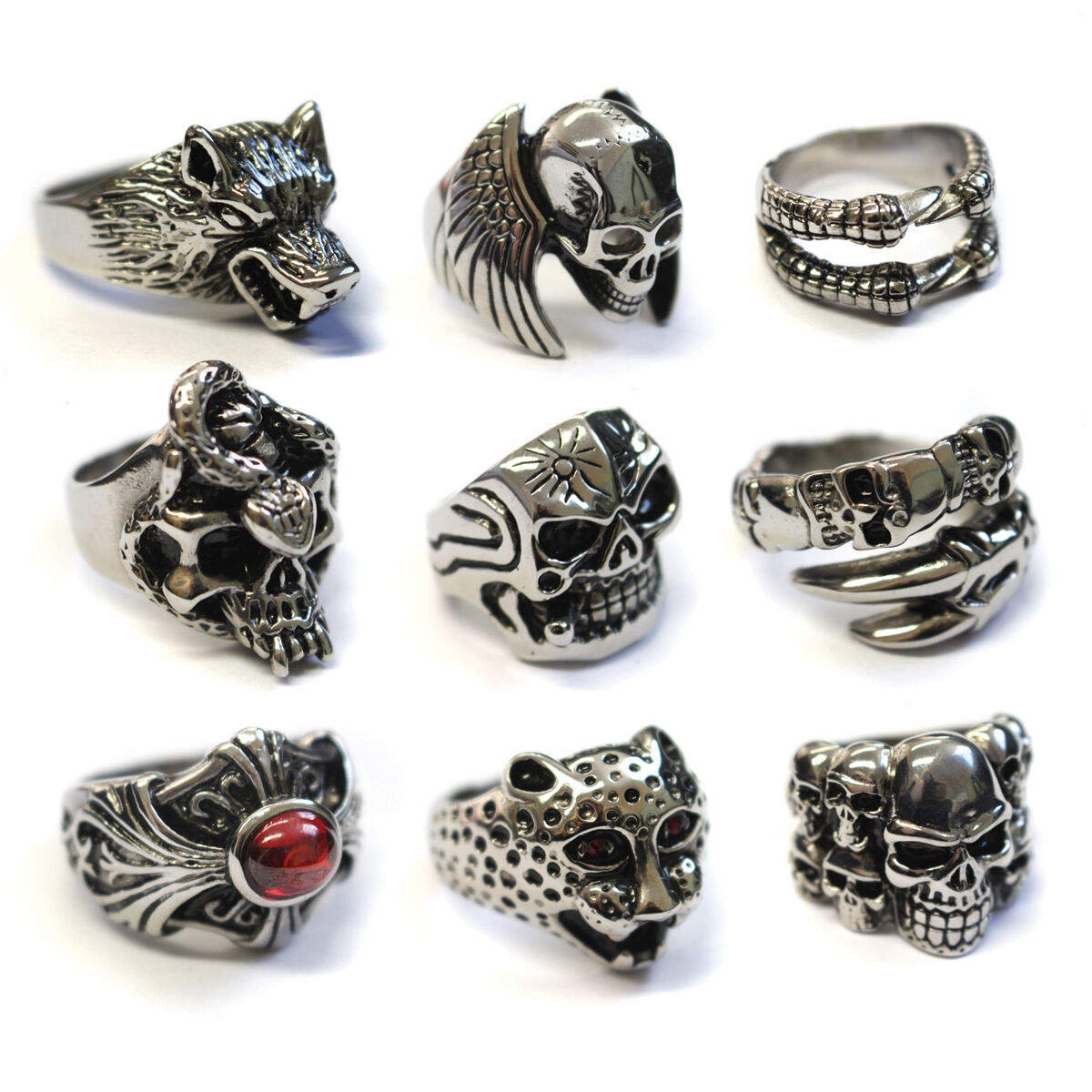 Quick Dispatch Mens Rings