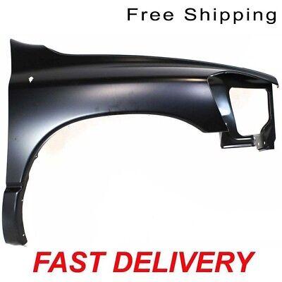 Front Steel Fender Passenger Side Fits Ram 2500 Ram 1500 Ram 3500 CH1241255