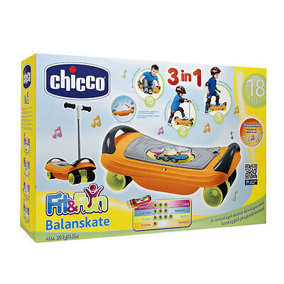 Chicco 3 in 1 Skate Board 18m+