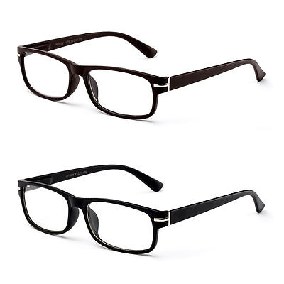 Classic Modern Reading Glasses Readers Optic Eyewear Slim Stylish Design Quality