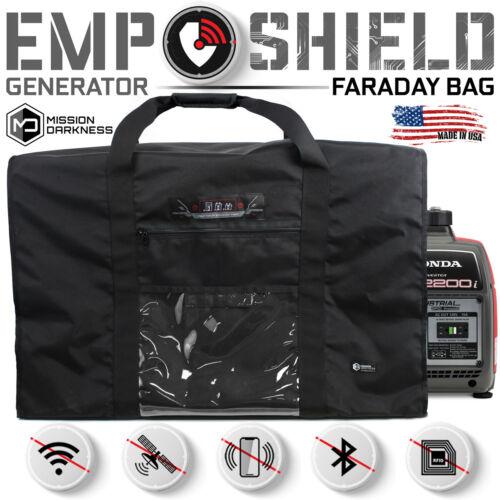 Mission Darkness Revelation EMP Shield for Generators & Large Electronics