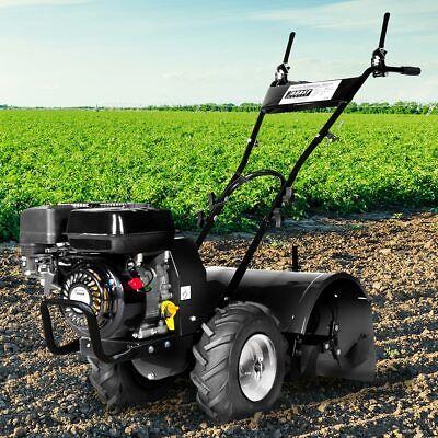 BRAST Benzin Gartenfräse 5,15kW (7,0PS) Motorhacke Ackerfräse Bodenfräse 212ccm