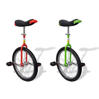 """Luxus Einrad höhenverstellbar Unicycle Fahrrad mit Schnellspanner 16"""", 20"""""""
