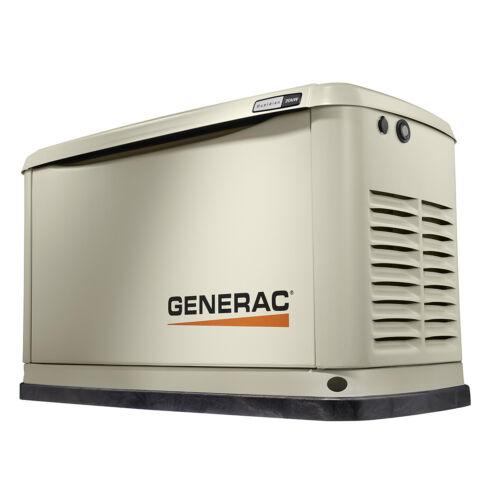 Generac 7038 - Guardian Series 20/18kW A/C Standby Generator | No SWITCH (HSB)