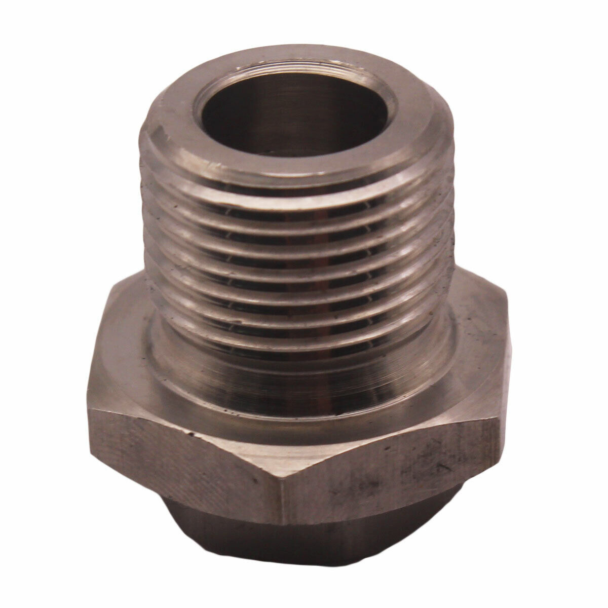 New O2 Bung Reducer Adapter M18 x 1.50 to M12 x 1.25 For Silvia S13//14 SR20DET