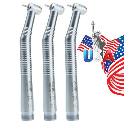3kit Nsk Style Dental Pana Max Air High Speed Handpiece Turbine Standard 2 Holes