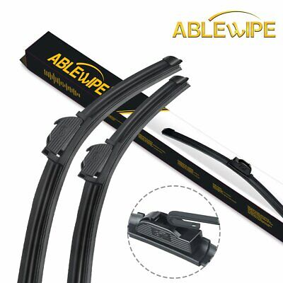 ABLEWIPE Fit For GMC P3500 1990-1987 All Season Windshield Wiper Blades 16