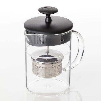 Leonardo 025511 Teezubereiter Tè per te 0,5L Teekanne mit Metallsieb Teebereiter ()