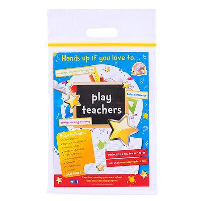 Play Teachers Pretend & Play School Role Play Set
