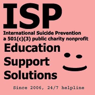International Suicide Prevention