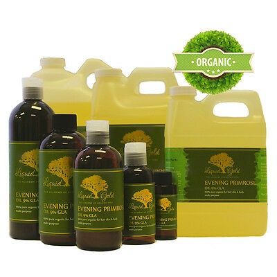 (Premium Evening Primrose Oil Pure & Organic Fresh Best Quality  Skin Care Hair)