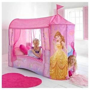 Princess Castle Toddler Bed With Its Pretty Four Poster Canopy Pimpama Gold Coast North Preview