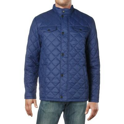 Barbour Mens Dean Lightweight Quilted Outerwear Coat Jacket BHFO 8107