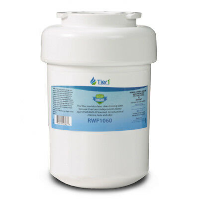 Fits GE MWF SmartWater MWFP GWF Comparable Refrigerator Water Filter
