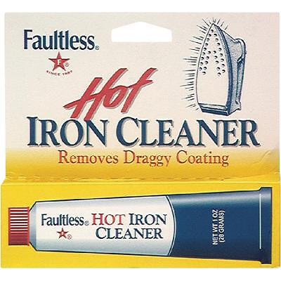 Factory Services Hot Iron Cleaner