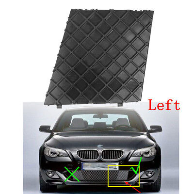 Front Left Bumper Cover Lower Mesh Grille Grill Trim For BMW E60 E61 M Sport