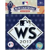 Official Licensed 2017 MLB World Series Patch Los Angeles Dodgers Houston Astros