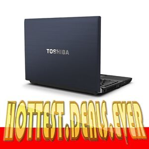 New-1-Toshiba-Portege-Laptop-Intel-i5-2-4GHz-6GB-640GB-WEBCAM-13-3-Notebook