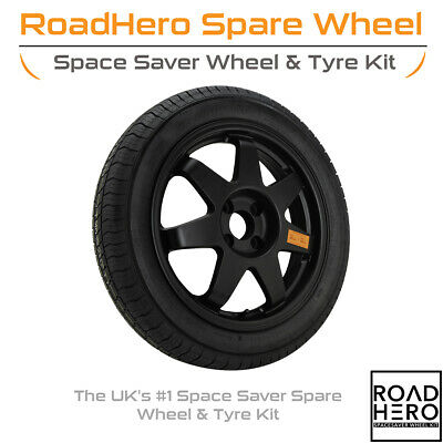 RoadHero RH047 Space Saver Spare Wheel & Tyre Kit For Vauxhall Zafira [B] 05-14 for sale  Shipping to Ireland