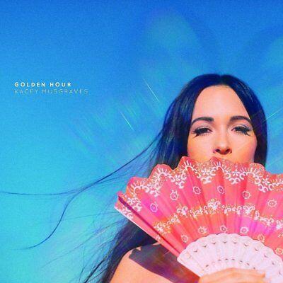 Kacey Musgraves - Golden Hour [CD] High Horse Butterflies Brand New & Sealed