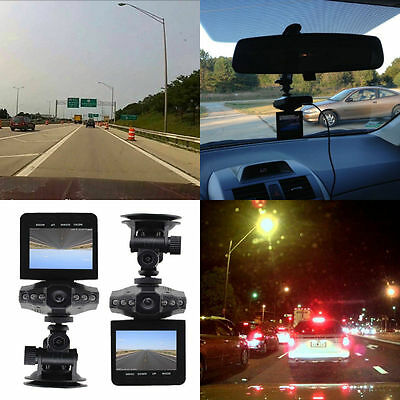 "6 LED 2.5"" Full HD1080P Car DVR Vehicle Camera Video Recorder Dash Cam 270°NEW Y on Rummage"