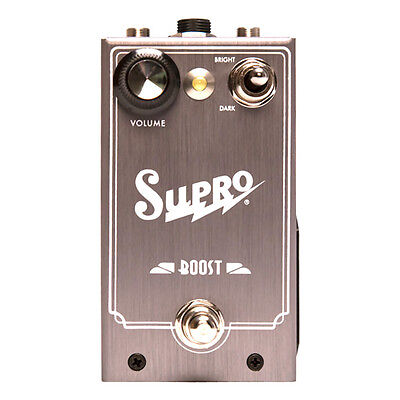 Supro USA supro Boost Clean Boost pedal