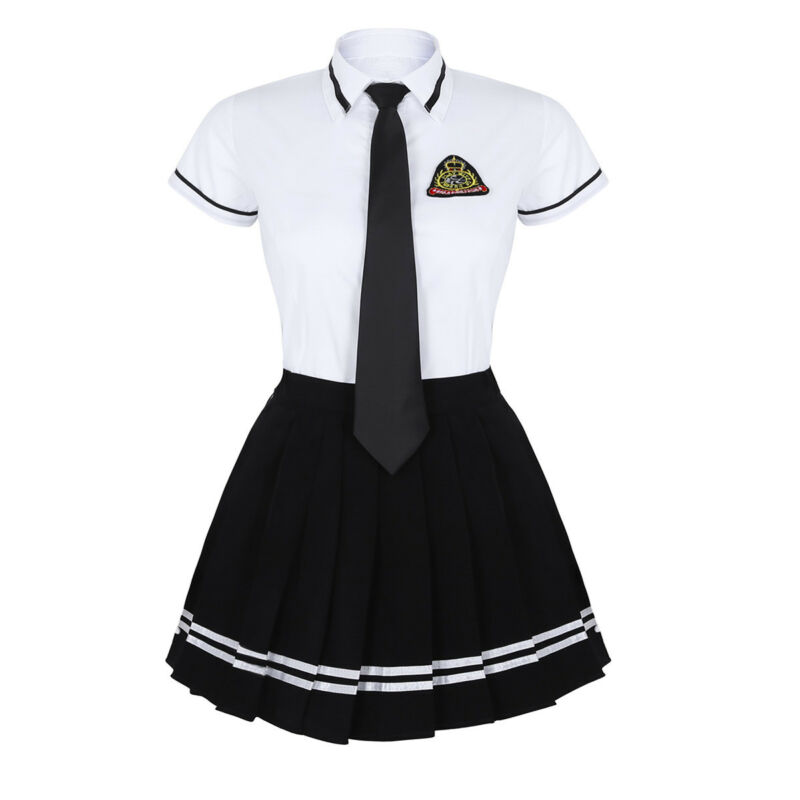KARNEVAL KOSTÜM Damen Original Uniform Matrosen Hemd