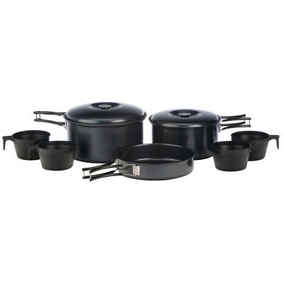 Non Stick Cook Kit (Vango 4 Person Non Stick Camping Cook Kit )