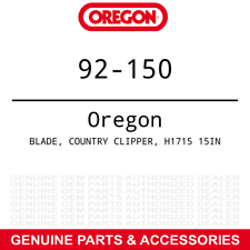 """42/"""" Oregon Lawnmower Blade Set 1//2/"""" CH Country Clipper H1715 High Lift"""