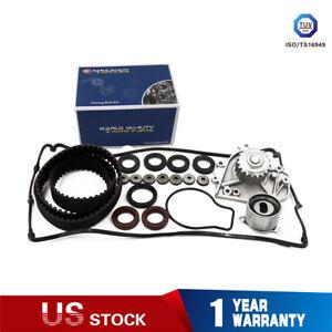 Timing Belt Kit Water Pump for 96-01 Acura Integra CRV 2.0L 1.8L Honda B18B1 B20