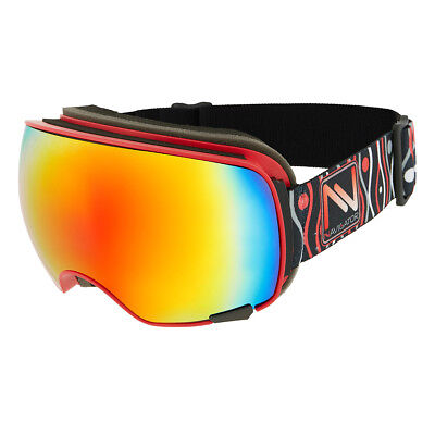 NAVIGATOR VISION Skibrille Snowboardbrille, Wechsellinsen, div. Farben