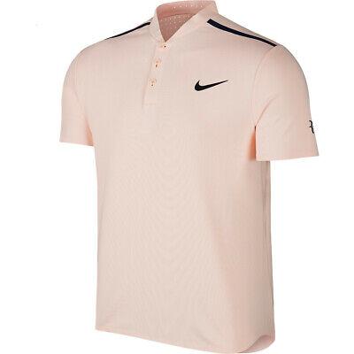 - NIKE Court Roger Federer Advantage Polo Shirt 854611-658 Size XS MSRP $100