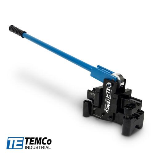 "TEMCo TH3030 Offset Conduit Bender ½""& ¾"" EMT Conduit Bender (2 Offset Benders 1"