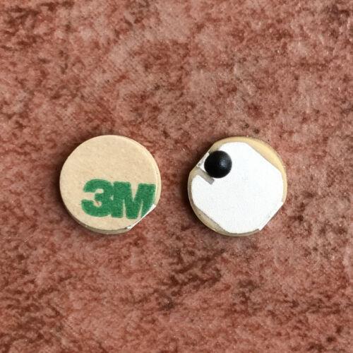 UHF Ceramics Tag Anti Metal Small Dia 10mm 902~928MHZ (Pack of 2)