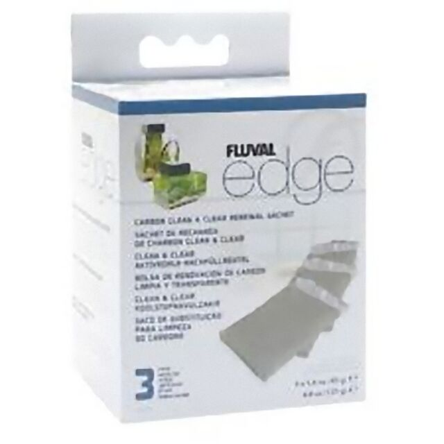 Fluval Edge Carbon Clean & Clear For Crystal Water