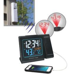 La Crosse Technology Atomic Projection Alarm Clock 616-146  - 1 Each