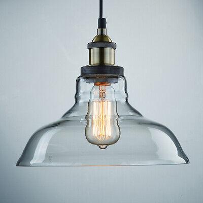 Kitchen Blown Glass Pendant Lighting Modern Farmhouse Hanging Lights Fixture ()