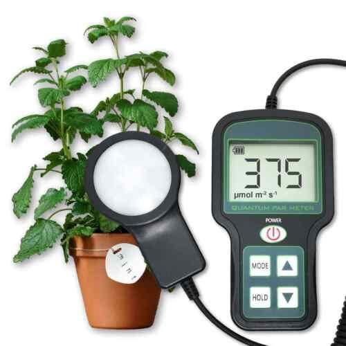NEW Quantum PAR Meter - High precision, Grow light meter, Indoor plants meter