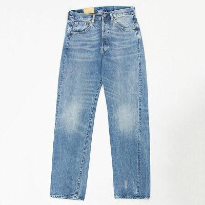 LVC Levi Vintage Clothing 501XX 1955 Selvedge Cone Denim Jeans Big E 30x34