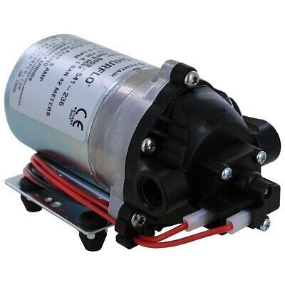 Shurflo 8000-541-236 Aka 8009-541-236 12-volt Automatic Demand Diaphragm Pump