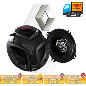 Renault Clio front door speakers JVC replacement speakers for Clio MK2 CSV-528