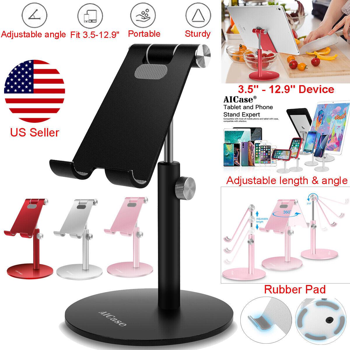 Portable Fold Up Stand Holder Bracket f iPad Mini Pro Air2 Samsung Galaxy S7//S8