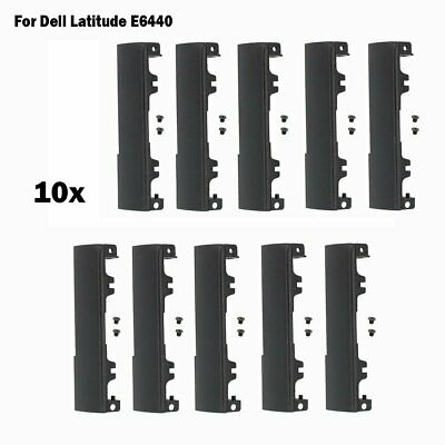 10x Pcs HDD Hard Drive Caddy Cover with Screw for Dell Latitude E6440