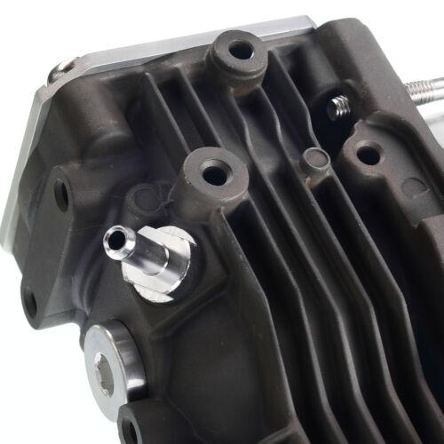 Luftfederung Kompressor Niveauregulierung f/ür X5 E70 V6 3.0L V8 4.4L 4.8L 2006-2013 37206789938