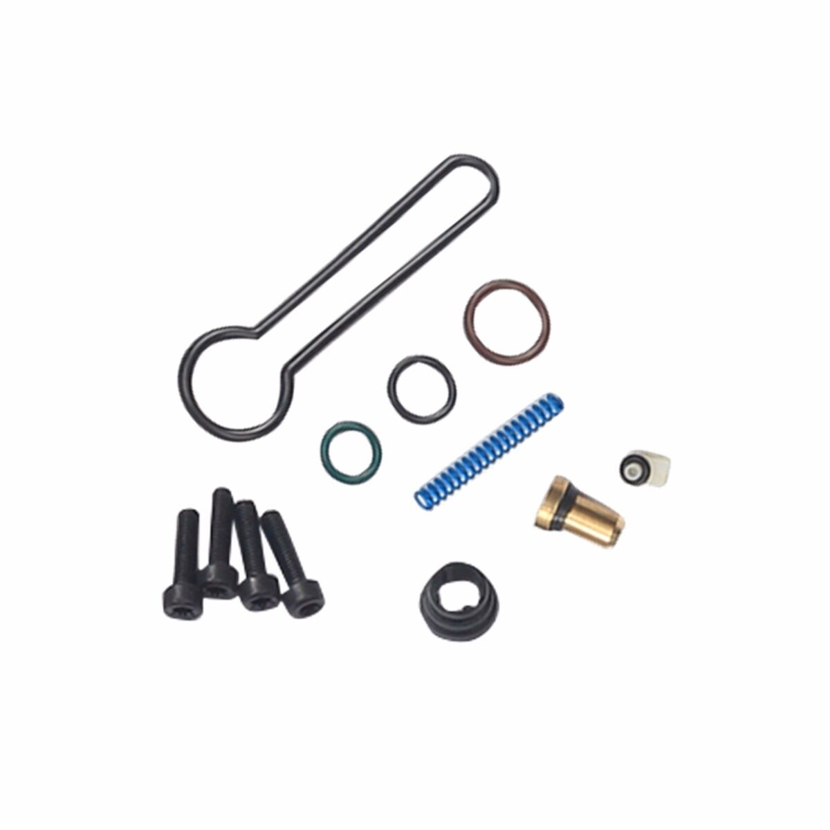 Blue Spring Upgrade Kit Fuel Pressure Regulator Fit 03 07