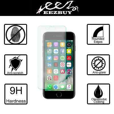 Matte Frosted Real Tempered Glass Screen Protector For iPhone 7 8 Plus