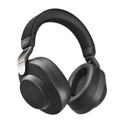 Auriculares de Diadema inalámbricos Jabra Elite 85h Titanio/Negro ANC Bluetooth
